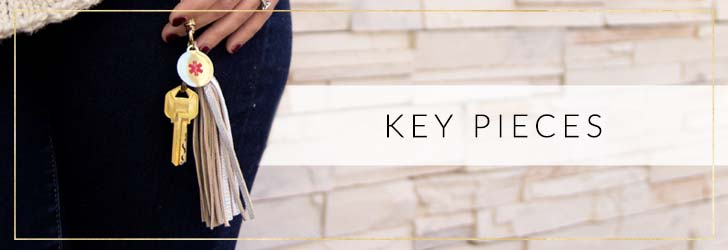 Key Pieces | Medical ID Keyrings