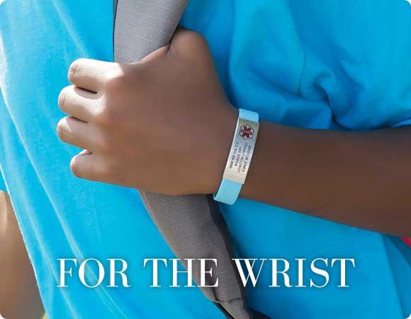 Medical ID Bracelets for Boys