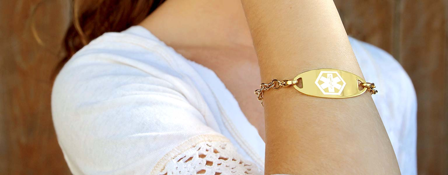 Firefly Medical ID Bracelet