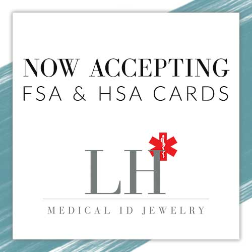 Lauren's Hope accepts FSA/HSA Debit cards!