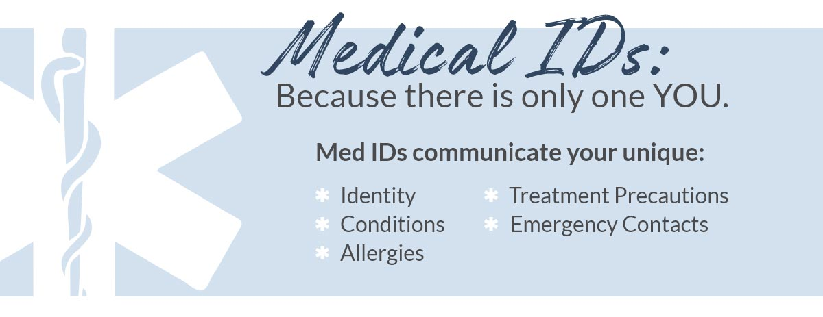 What should I engrave on my medical ID?