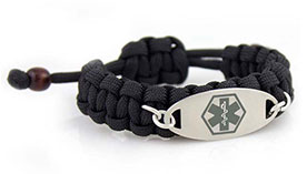 Boys' Medical ID Jewelry