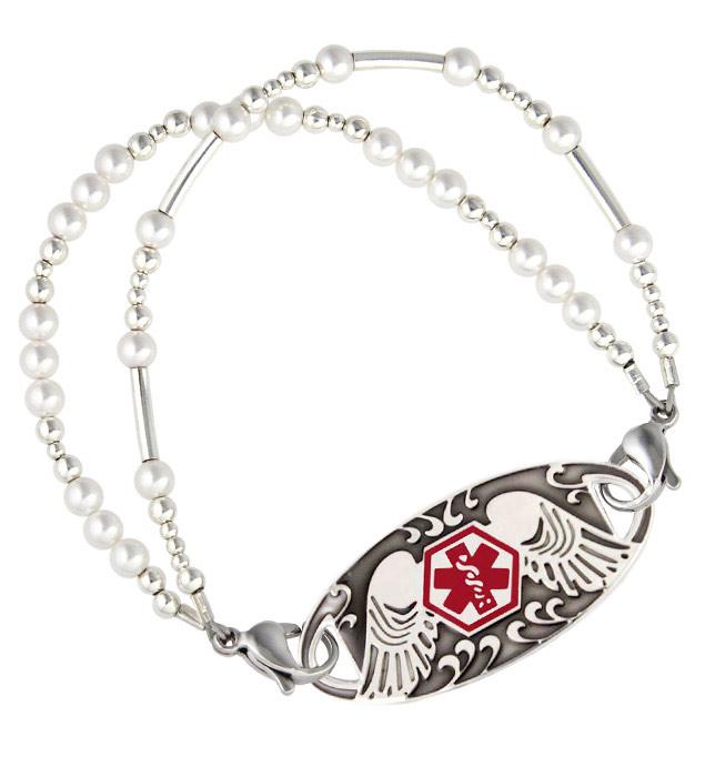 Portia Medical ID Bracelet