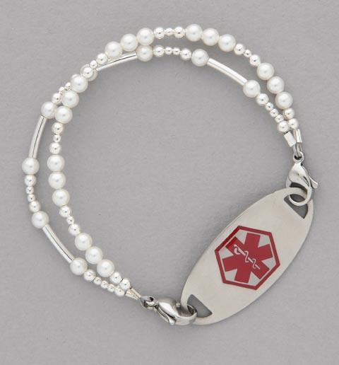 Portia Medical ID Bracelet