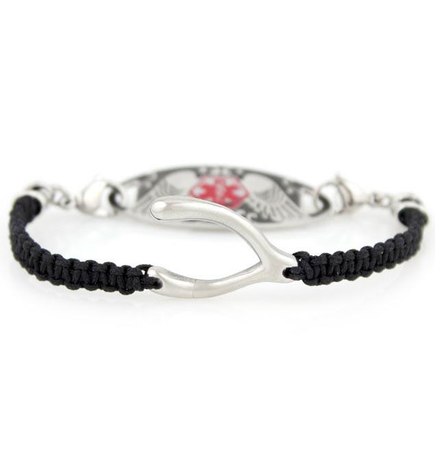 Wish Come True Medical ID Bracelet