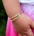 Confetti Sprinkles Medical ID Bracelet