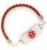 Rustic Bolo Medical ID Bracelet | Lauren's Hope