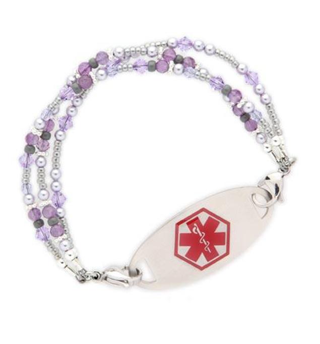 Olivia Medical ID Bracelet