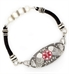 Layla Medical ID Bracelet with Guardian Angel Tag