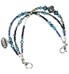 Midnight Moon Medical ID Bracelet