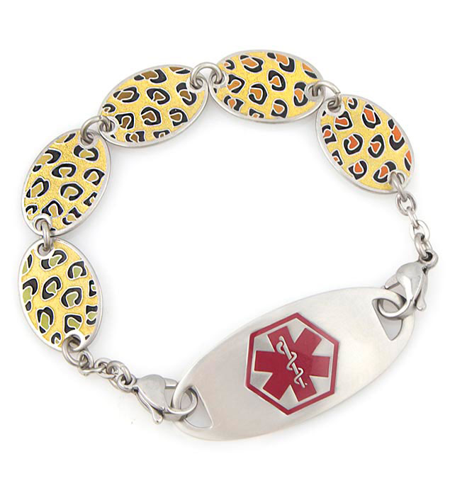 Hear Me Roar Medical Alert Bracelet | Lauren's Hope