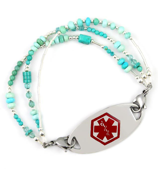 Palisades Medical ID Bracelet | Lauren's Hope