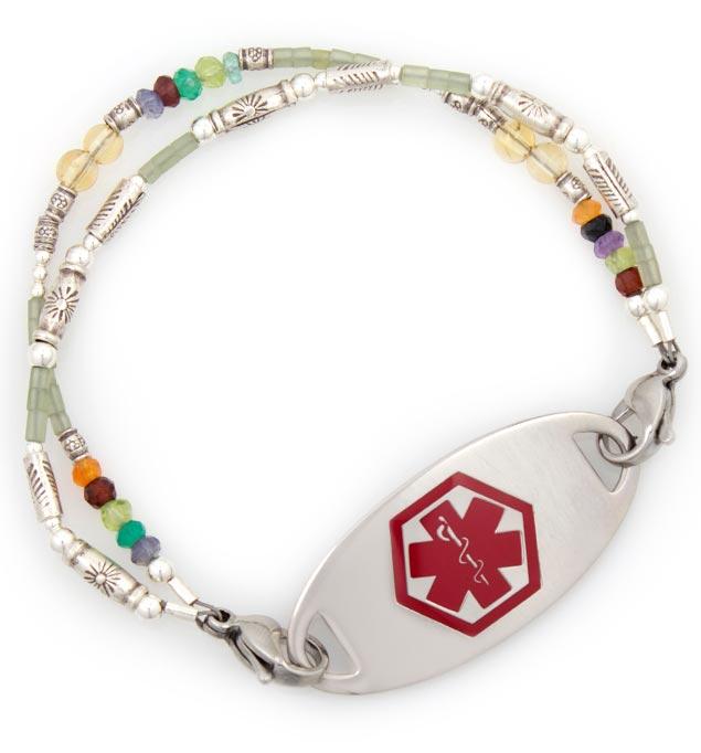 Off the Pier Medical ID Bracelet