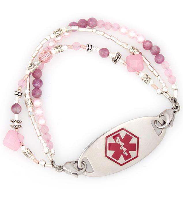 Gabrielle Medical ID Bracelet