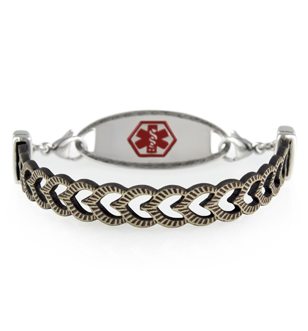 Rogue Medical ID Bracelet