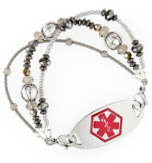 All That Jazz Medical ID Bracelet