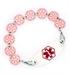 Star Coral Medical ID Bracelet | Lauren's Hope