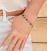 Karma With Hematite Medical ID Bracelet