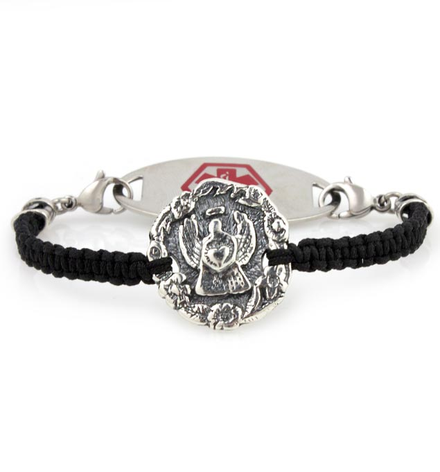 Count Your Blessings Medical ID Bracelet