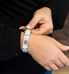 Tory Hinged Medical ID Bracelet