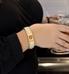 Anastasia Hinged Medical ID Bracelet