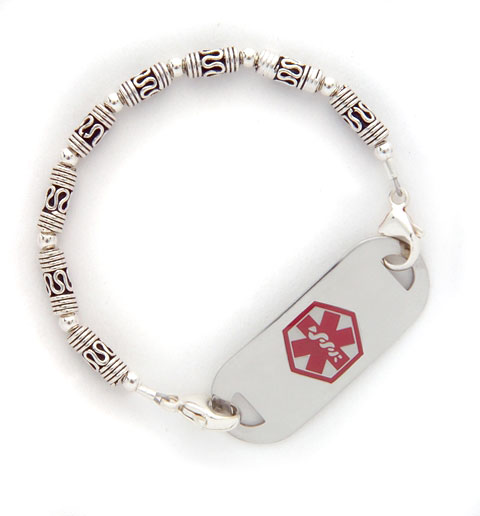 Karma Connection Medical ID Bracelet