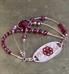 Juliette Medical ID Bracelet