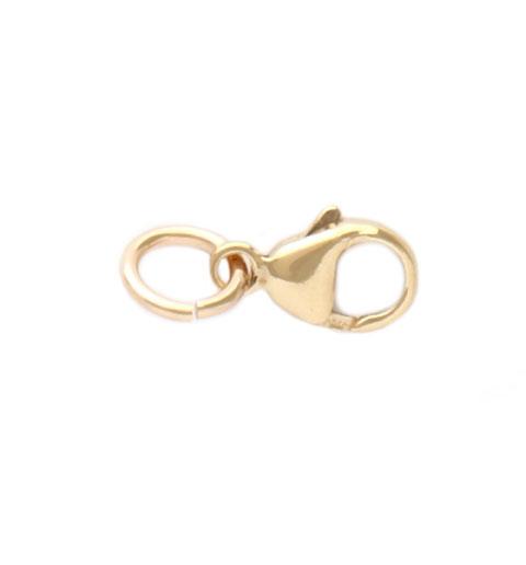 Gold Filled Lobster Clasp Bracelet Extender