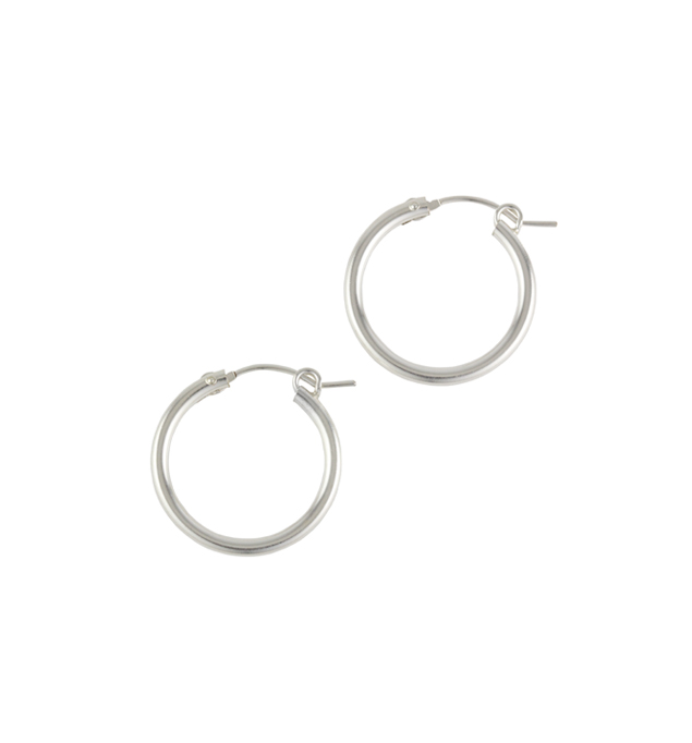 Mila Earrings in Silver