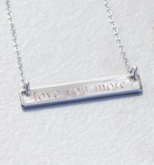 Piper Necklace in Silver