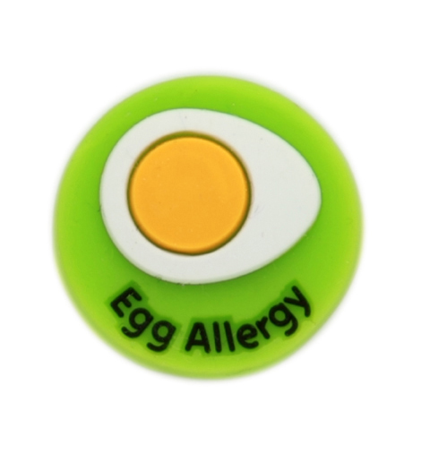 Jelly Button Silicone Egg Allergy