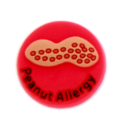 Jelly Button Silicone Peanut Allergy