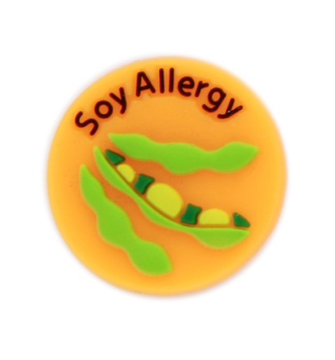 Jelly Button Silicone Soy Allergy