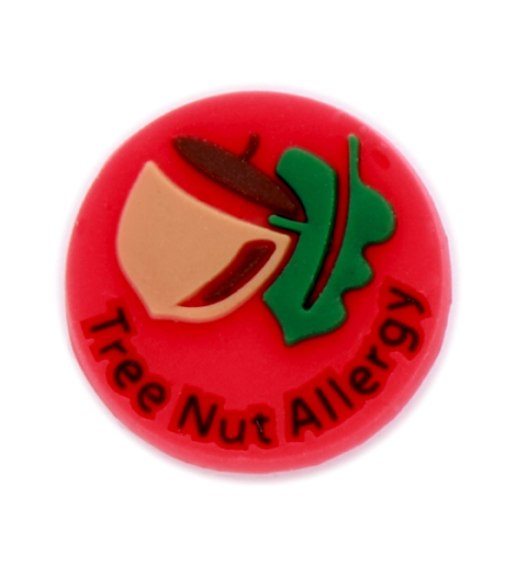Jelly Button Silicone Tree Nut Allergy