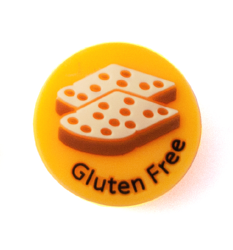 Jelly Button Silicone Gluten Free