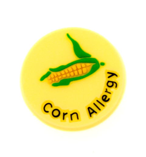 Jelly Button Silicone Corn Allergy