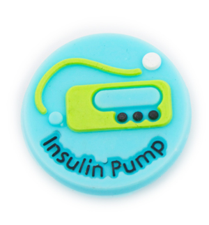 Jelly Button Silicone Insulin Pump