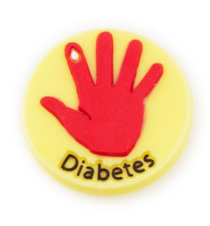 Jelly Button Silicone Diabetes