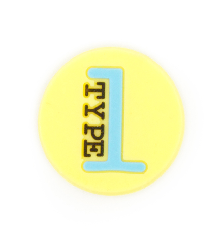 Jelly Button Silicone Type 1