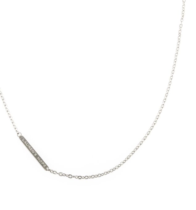 "Stainless steel 20"" flat oval chain to be used as a replacement necklace for select pendants"