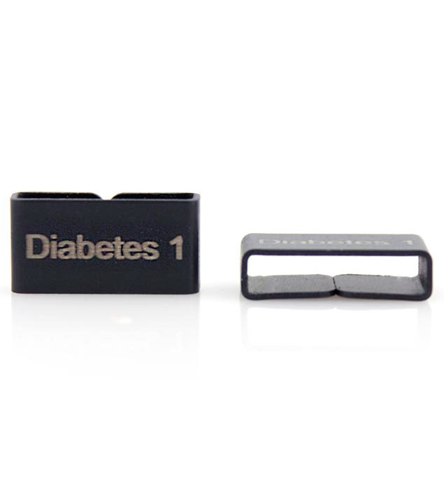 MyID Sleek Type 1 Diabetes Alert Slider