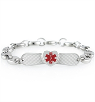 Teagan Medical ID Bracelet