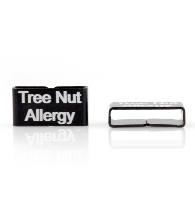 MyID Sleek Tree Nut Allergy Alert Slider