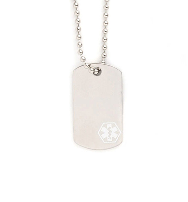 Close To My Heart Medical ID Necklace