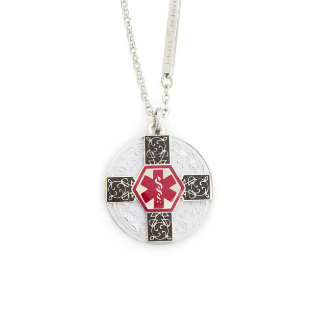 Serenity Medical Alert Necklace