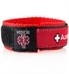Red Adjustable Medical ID Bracelet