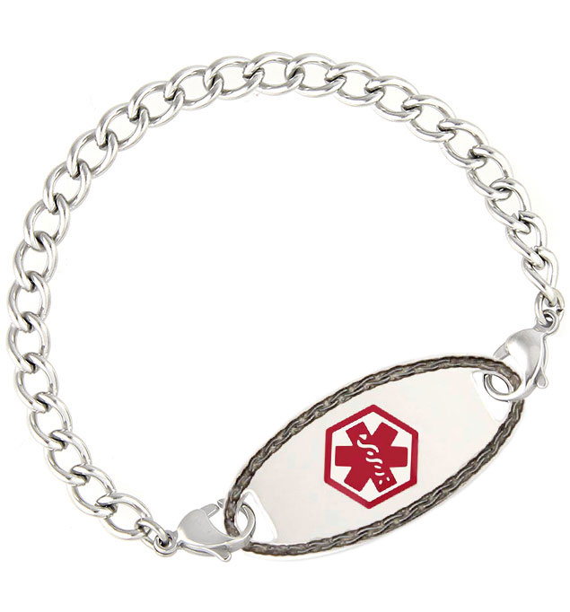 Armstrong Medical ID Bracelet