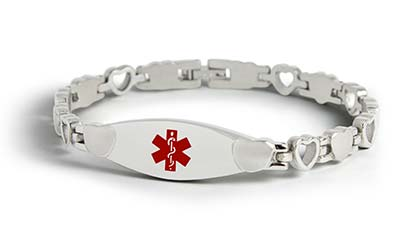 Shop Silver Medical ID Bracelets