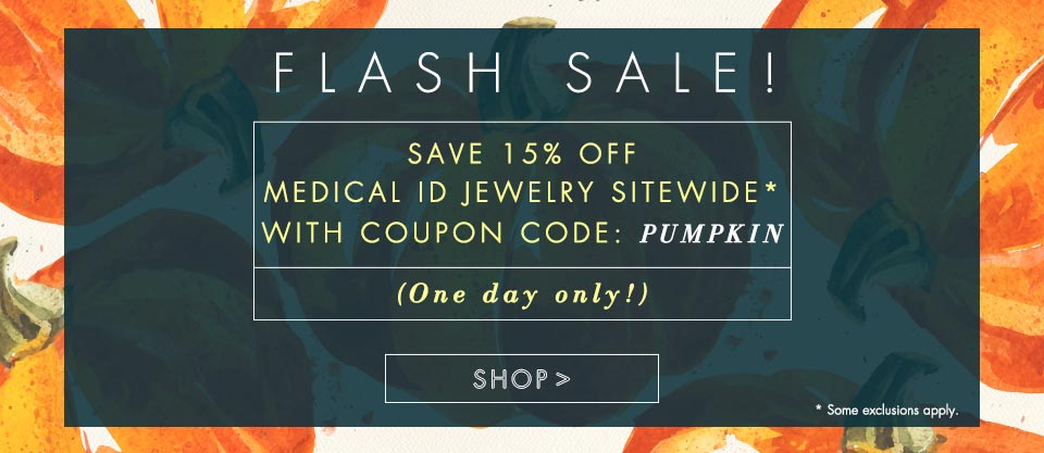 FLASH SALE | Lauren's Hope Medical ID