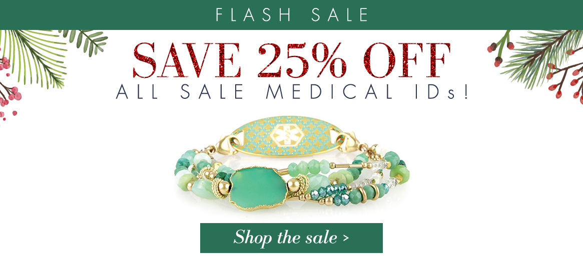 Flash Sale! Save 25% off sale IDs